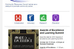 Awards of Excellence – August Newsletter