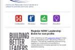 Leadership Deadline Approaching – July Newsletter