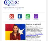 Welcome New Intern – September Newsletter