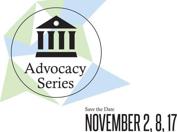 Advocacy Series